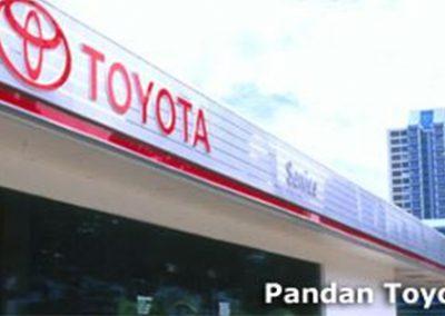 Borneo Motors Pandan