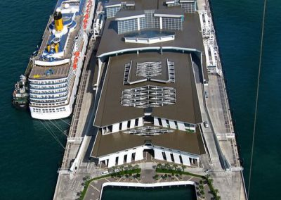 Marina Bay Cruise Terminal