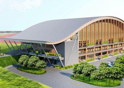 NTU Sports Hall