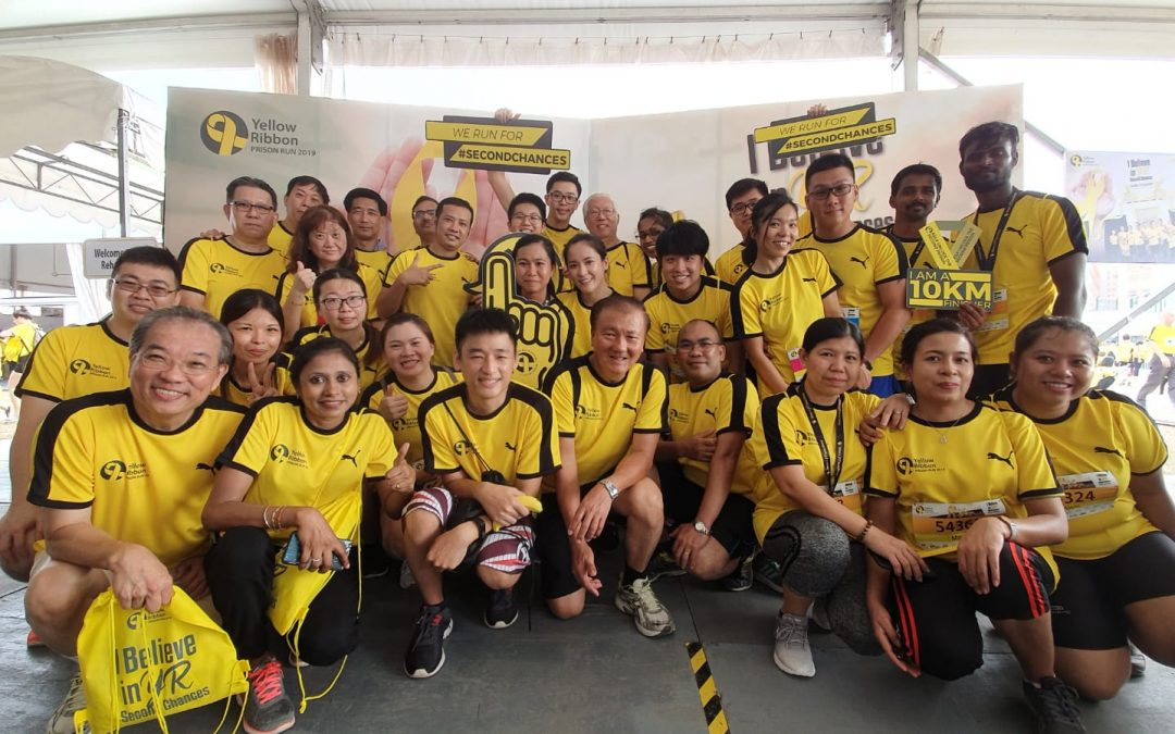 Yellow Ribbon Prison Run 2019